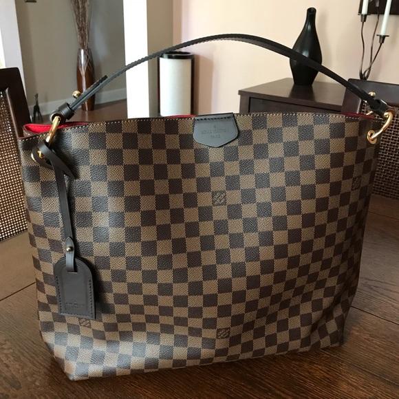 51abecc48cc3 Brand New Authentic Louis Vuitton Graceful MM